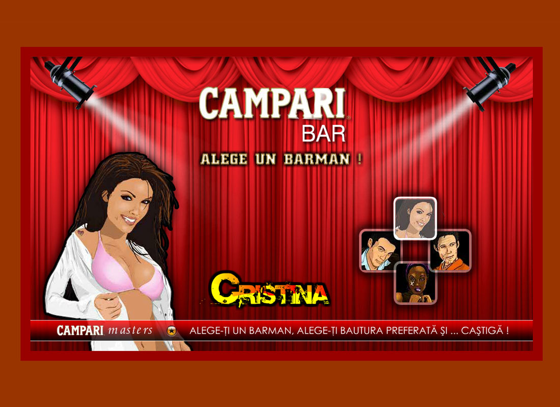 Campari app