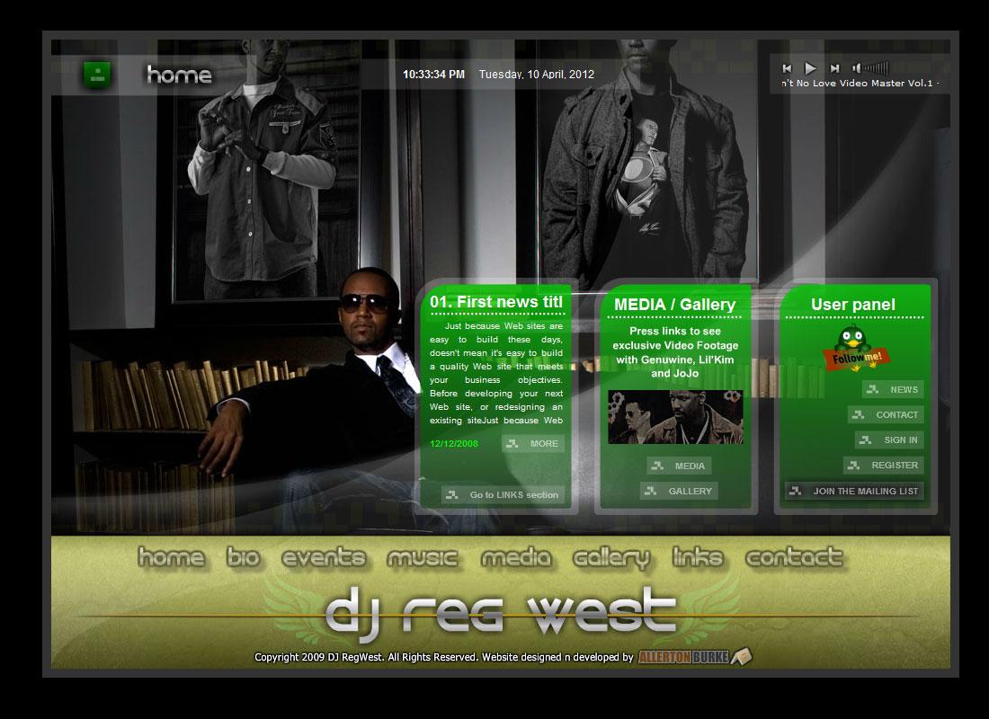 DJ RegWest